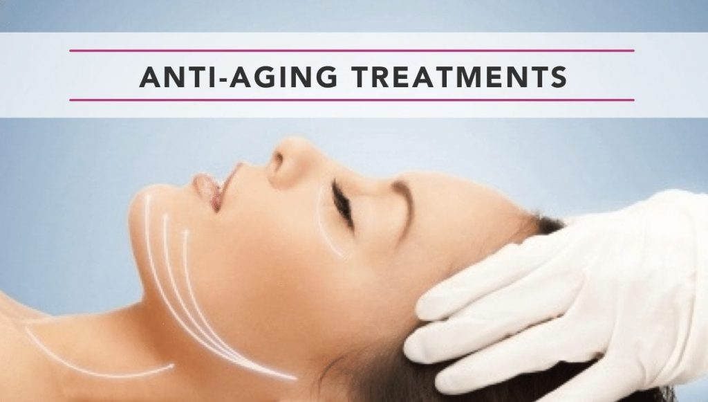 6 Non Invasive Anti Aging Treatments